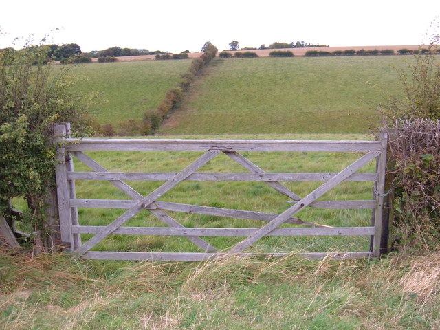 Gated Field Entrance