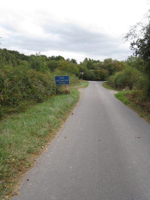 Approaching the A30