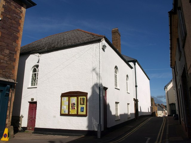 Congregational hall and school, Wiveliscombe