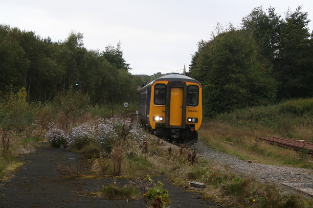 Oldham (Mumps) station