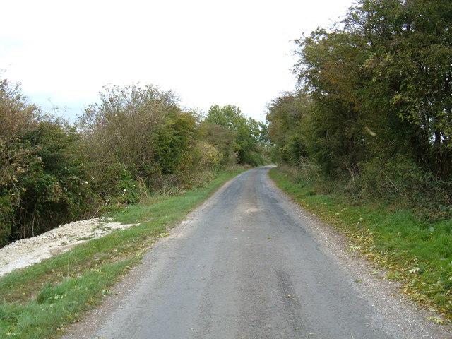 Warter Road Towards Middleton