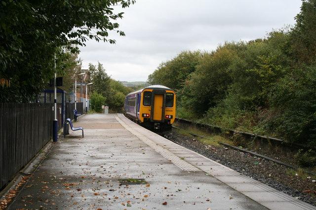 Milnrow station