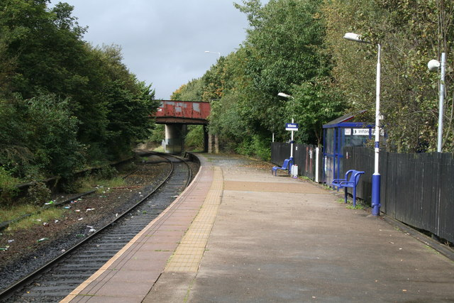Milnrow station