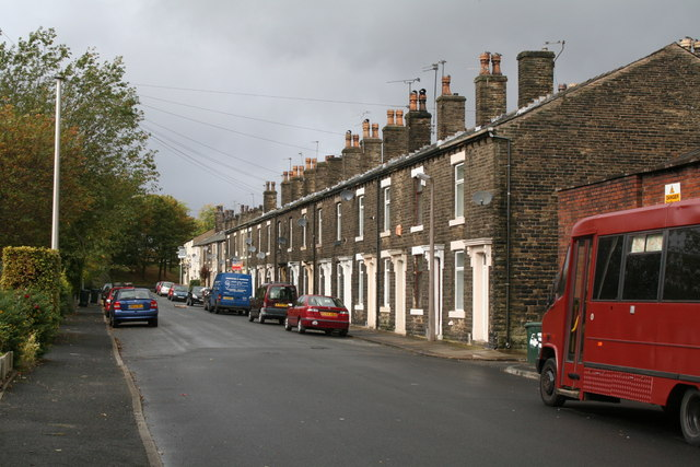 Equitable Street, Milnrow