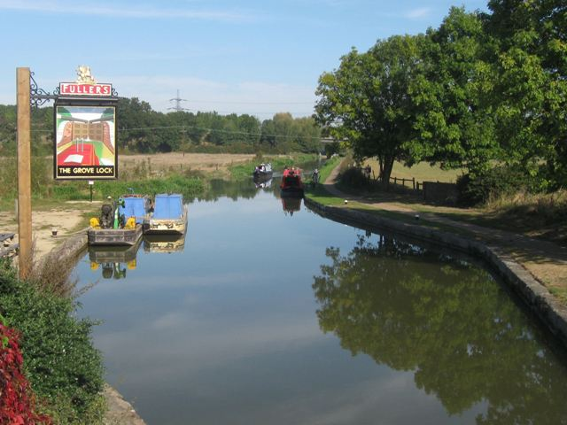 Grand Union Canal – North of Lock 28