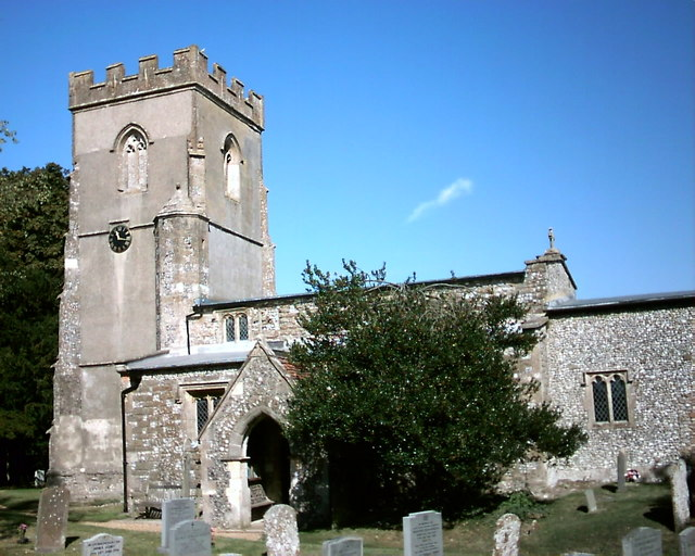 Baydon Church