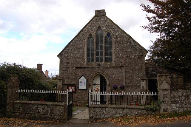 St Briavel's Congregational Chapel