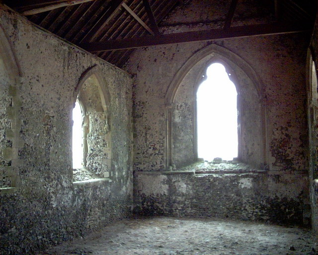 St. Martin's Chapel, Chisbury