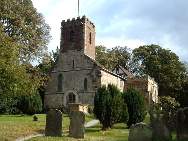 St Mary's Church, Lockington