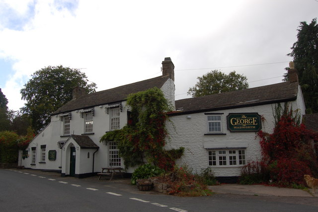 The George at St Briavels