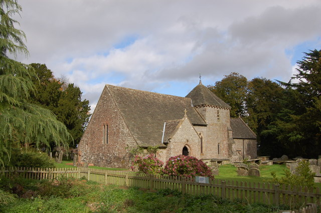 Church of St Mary Magdalene at Hewelsfield
