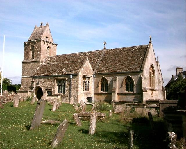 St. James' Church ,South Wraxall