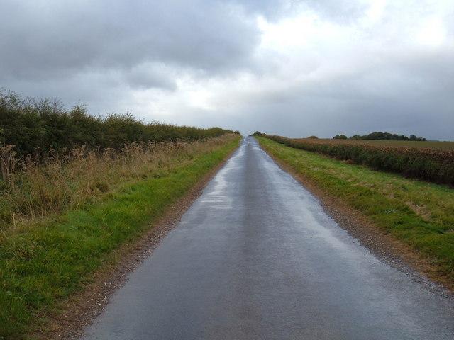 Minor Road Towards Middleton