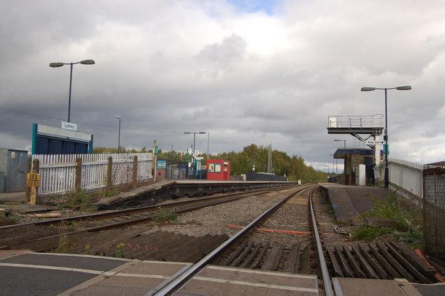 Lydney station