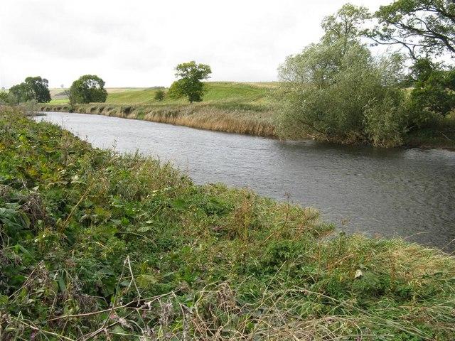 The River Teviot from near Ancrum Bridge
