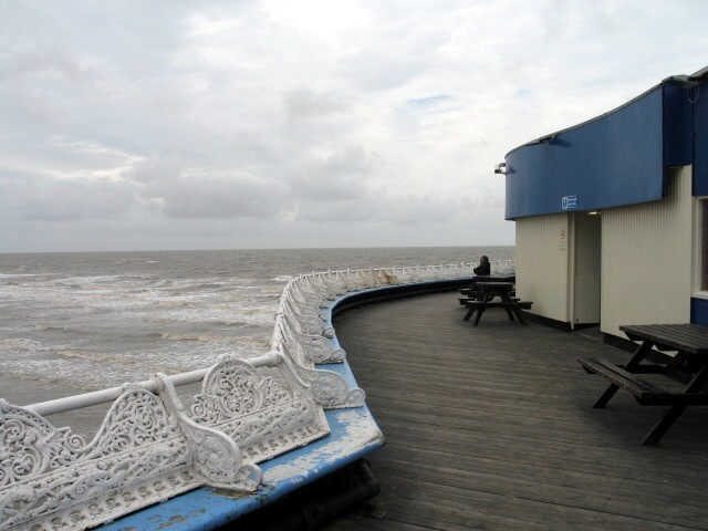 End of the Pier at Blackpool