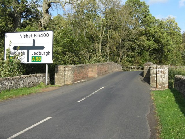 Bridge over the Ale Water