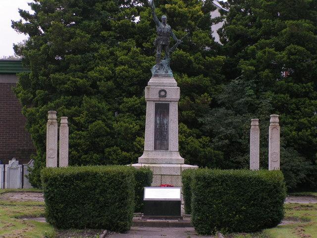 Ebbw Vale war memorial
