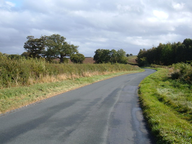 Minor Road Towards Beverley