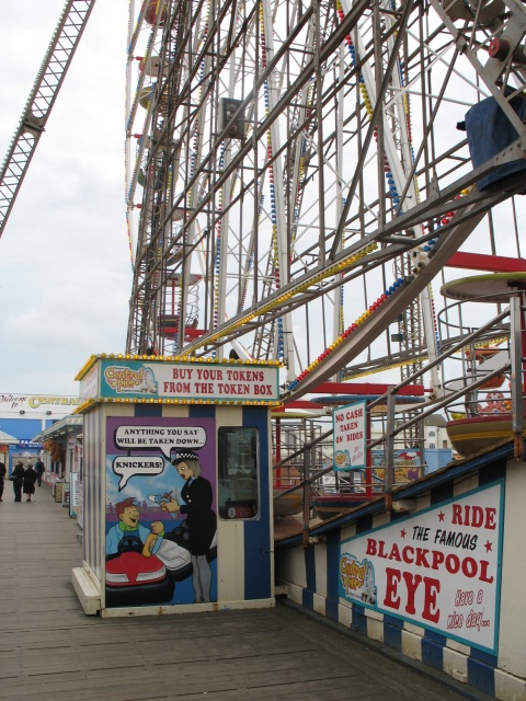 Big Wheel, Blackpool Central Pier