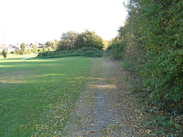 Cycle Path , North Beverley