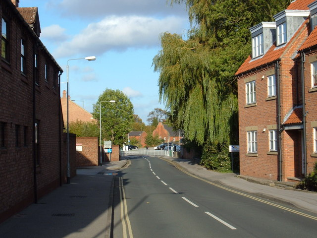 School Lane, Beverley