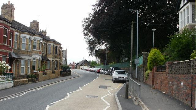 Queen's Hill , Newport