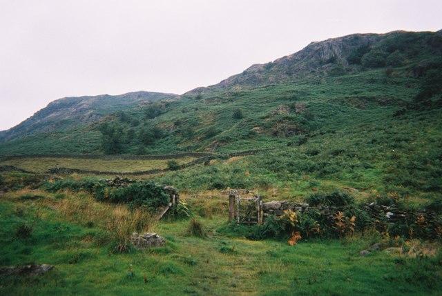 Path leading to Lingmoor Fell