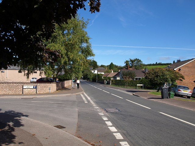 Ford Road, Wiveliscombe