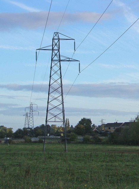 March of the Pylons