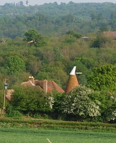 Oast house, Dodhurst