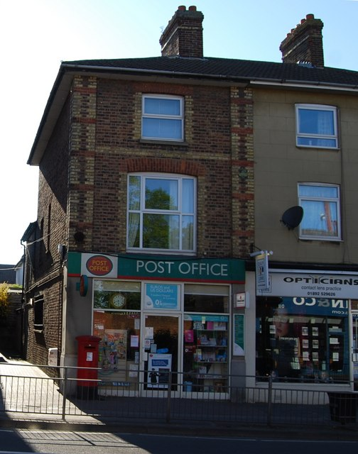 Post Office, London Rd, Southborough