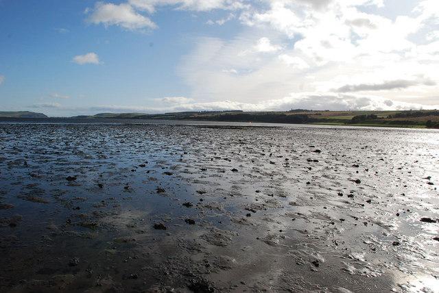 Udale Bay mud/sand Flats