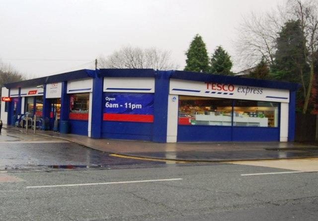 Tesco Express, Bolton Rd