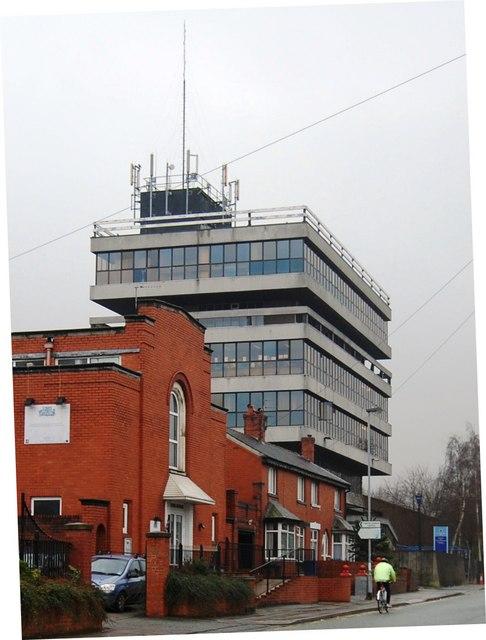 Bury Police Station, Irwell St