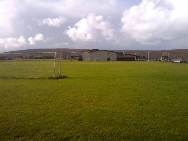 Unst Leisure Centre, Baltasound