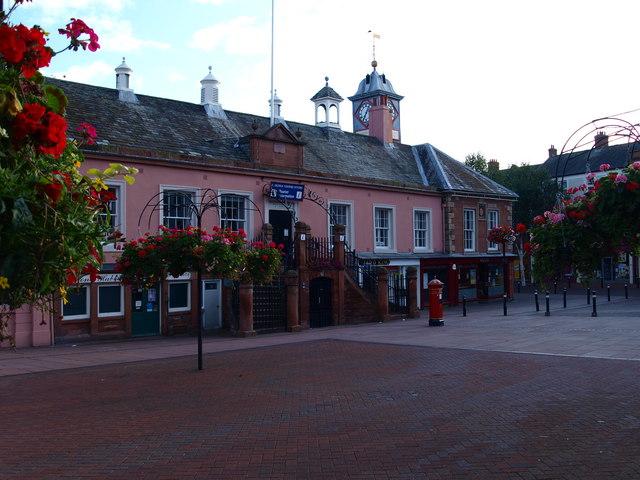 Carlisle Tourist Information Office