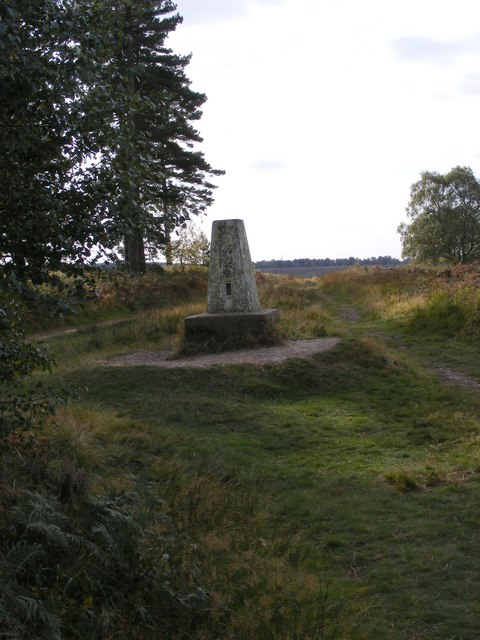 Chase Trig Point