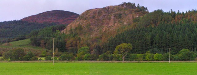 Screel and Potterland Hills