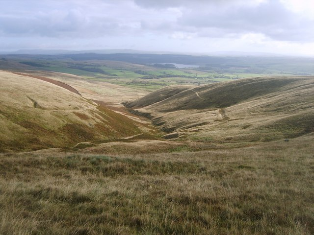 Above Dunsop Brook
