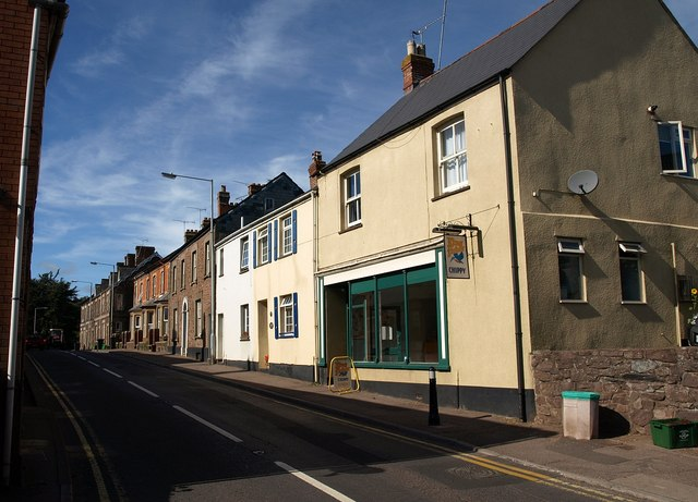 Church Street, Wiveliscombe