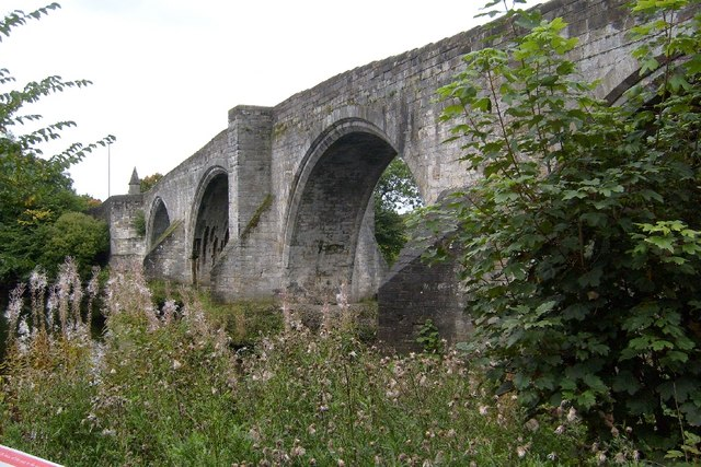 The Auld Brig of Stirling