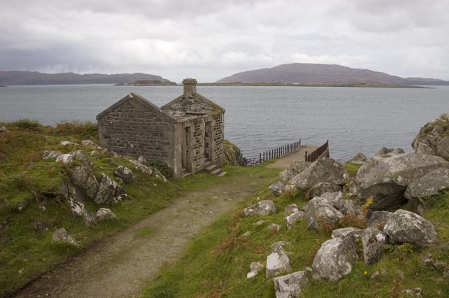 Craignish jetty
