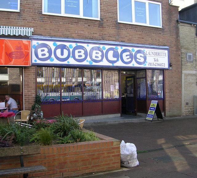 Bubbles Launderette - off Church Lane