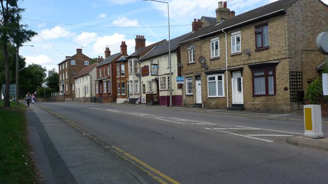 High Street North, Fenny Stratford