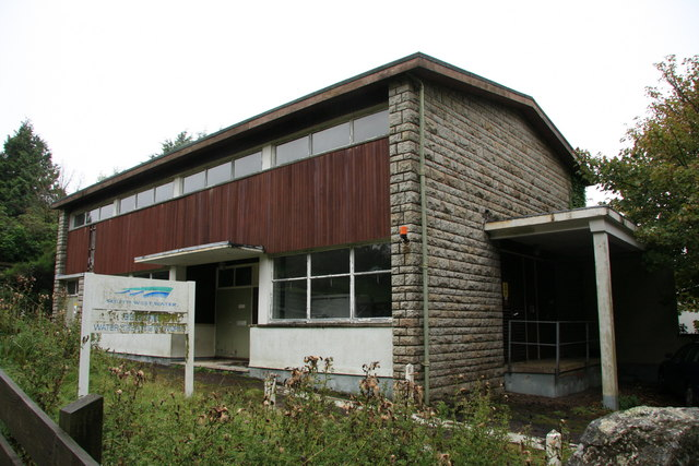 Belstone Water Treatment Works