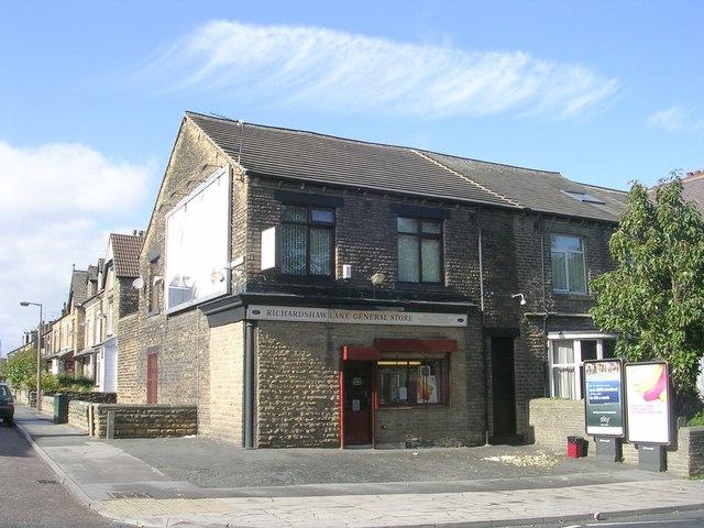Richardshaw Lane General Store