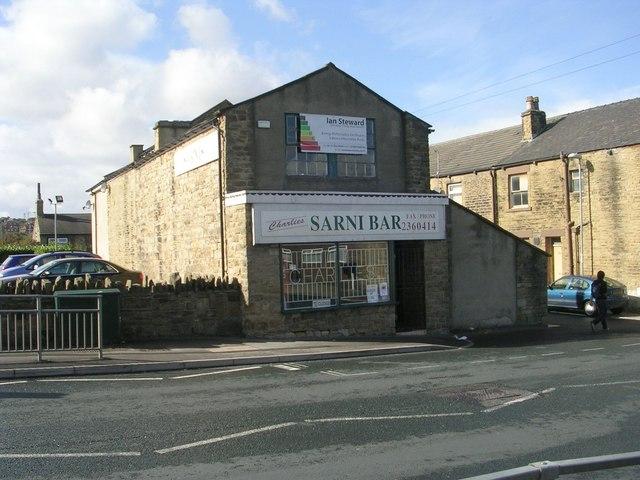 Charlies Sarni Bar - Richardshaw Lane