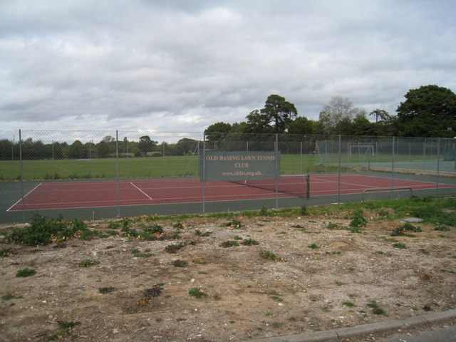 Old Basing Lawn Tennis Club