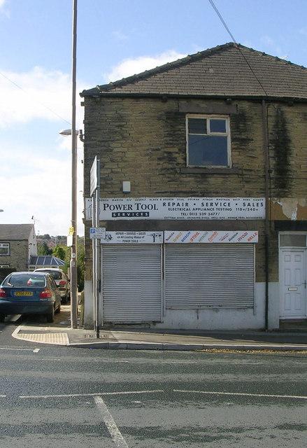 Power Tool Services - Richardshaw Lane